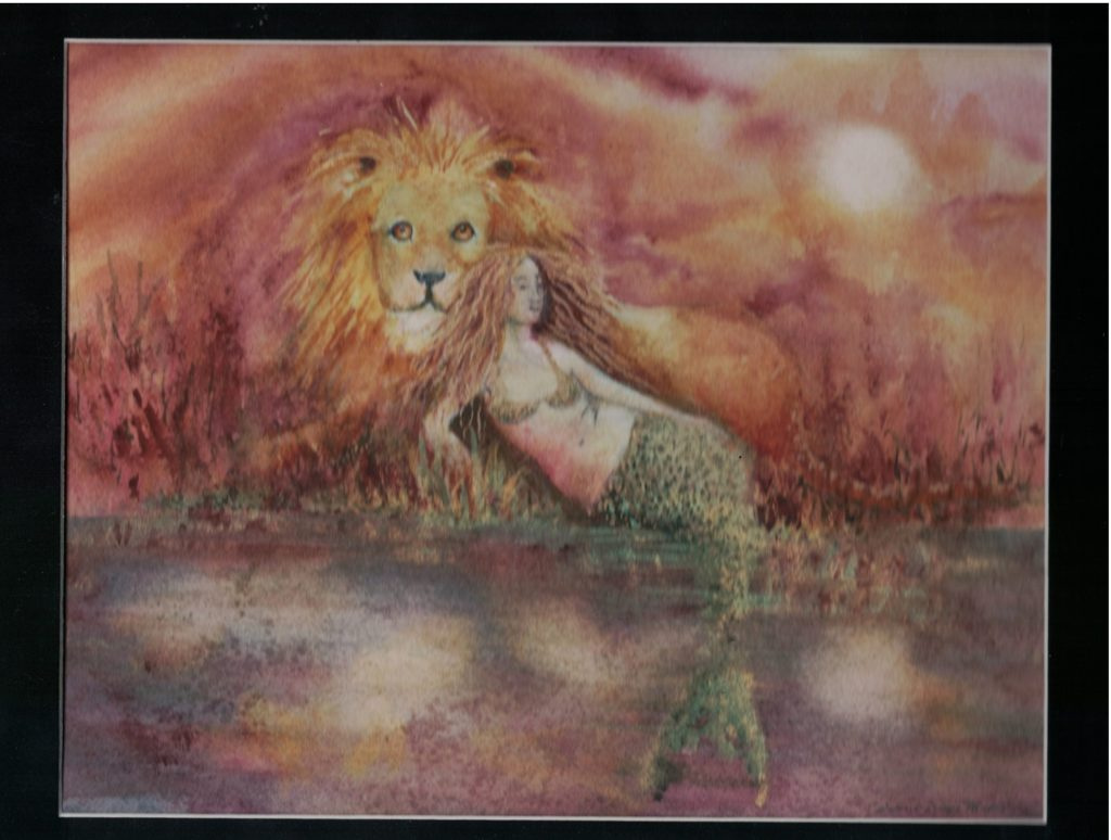 The Lion And The Mermaid
