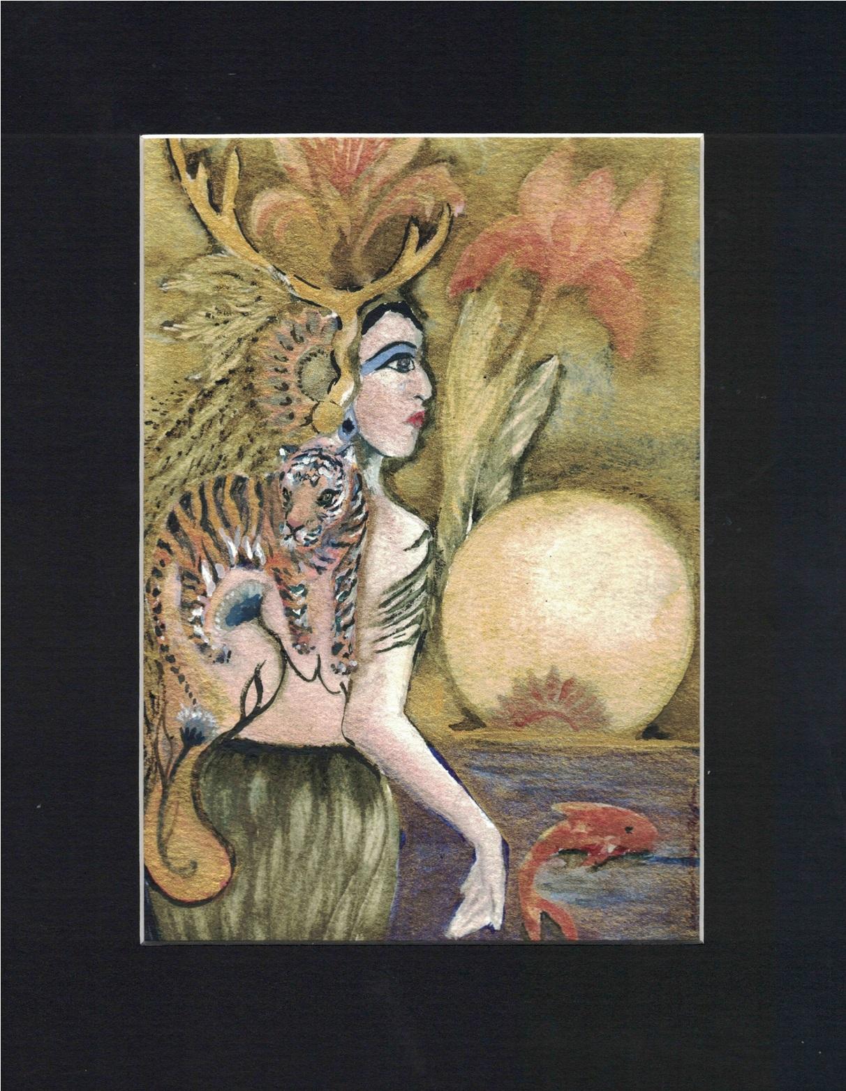 Tiny Dancer 2- Tiger Woman