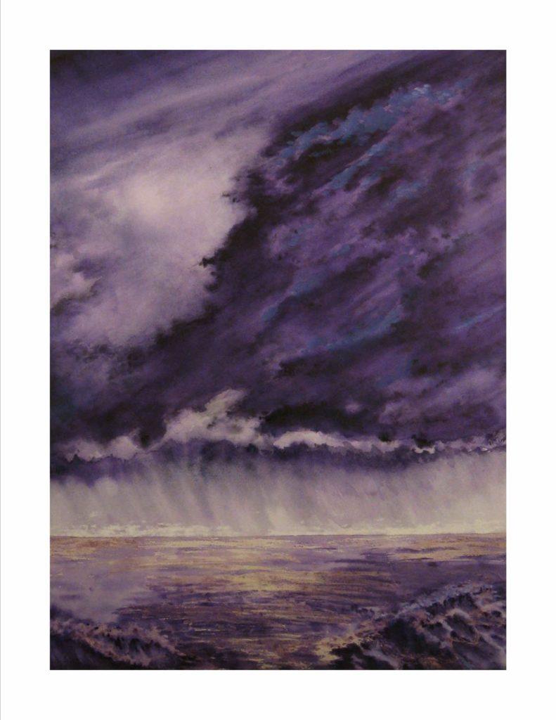 Purple-Skies-of-Hurrican-Michael-Rain-Clouds-on-the-Gulf-1