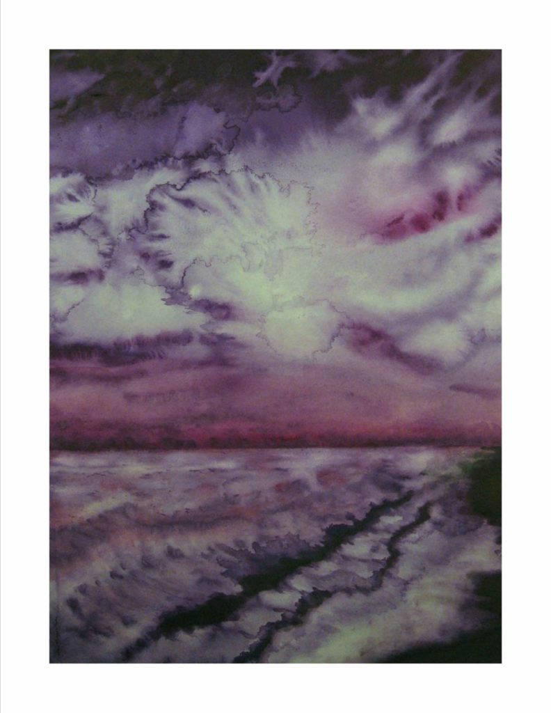 Purple-Skies-of-Hurricane-Michael-Clouds-over-Panama-City-Beach-1